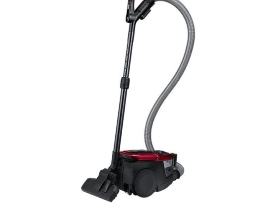 Samsung Canister Vacuum Cleaner   (VC18M31A0)